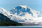 Alaska Mountain Range — Stock Photo