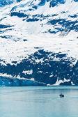 Fishing Boat in Glacier Bay National Park, Alaska — Stock Photo