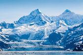 παγετώνας κόλπο εθνικό πάρκο στην αλάσκα — Φωτογραφία Αρχείου
