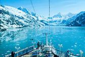 Park narodowy glacier bay na alasce — Zdjęcie stockowe