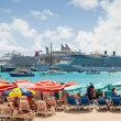 Philipsburg, St. Maarten — Stock Photo #17696335