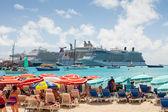 Philipsburg, St. Maarten — Stock Photo