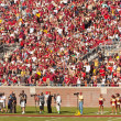Стоковое фото: FloridState University Football