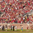 Florida State University Football - Stock Photo