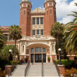 Westcott Building, Florida State University, Tallahassee, Florid - Stock Photo