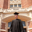Florida State University Graduate — Stock Photo