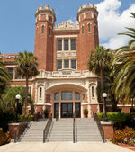 Westcott Building, Florida State University, Tallahassee, Florid — Stock Photo