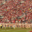 Florida State Home Football Game - Stock Photo