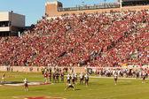 フロリダ州のホーム フットボールの試合 — ストック写真