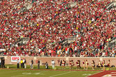 Florida State Home Football Game — Stock Photo