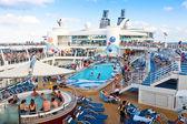 Oasis of the Seas — Stock Photo