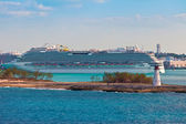 Port of Nassau, Bahamas — Stock Photo