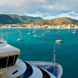 View of Philipsburg, St. Maarten — Stock Photo #19835245