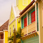 Karayip mimarisi — Stok fotoğraf