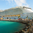 Stock Photo: Oasis of the Seas
