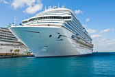 Cruise schip — Stockfoto