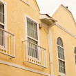 Caribbean Architecture — Stock Photo