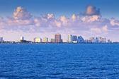 Fort Lauderdale, Florida — Stock Photo