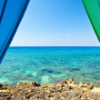 Caribbean Sea — Stock Photo