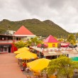 Philipsburg, St. Maarten — Stock Photo