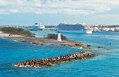 Cruise Port — Stock Photo