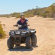 ATV in Mexico — Stock Photo #26815991