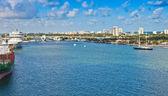 Port Everglades — Stock Photo