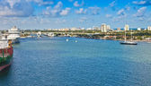 Port Everglades — Stok fotoğraf