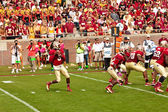 Florida State University Football — Stock Photo
