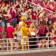 Student Section — Stock Photo