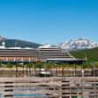 Stock Photo: Skagway, Alaska