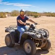 Stock Photo: ATV in Mexico