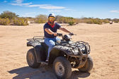 ATV in Mexico — Stock Photo