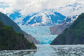 Sawyer Glacier — Foto de Stock