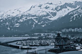 Whittier, Alaska — Stock Photo