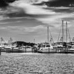 Marina — Stock Photo