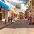 Philispburg, St. Maarten — Stock Photo #39055193