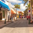 Philispburg, St. Maarten — Stock Photo