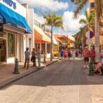 Philispburg, St. Maarten — Stock Photo