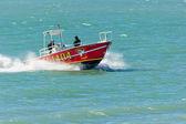 Parasailing Boat — Stock Photo