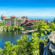 Mohonk Mountain House — Stock Photo