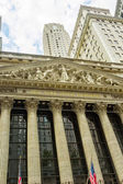 NY Stock Exchange — Stock Photo