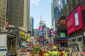 NYC Times Square — Stock Photo