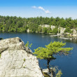Mohonk Lake — Stock Photo
