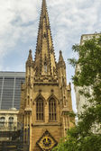Trinity Church in NYC — Stock Photo