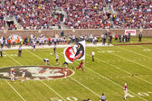Florida State Seminole Football — Foto de Stock