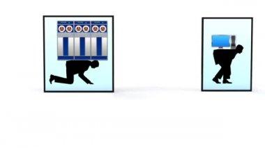 Évolution de l'animation par ordinateur — Vidéo