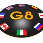 G8 3d — Stock Photo #43315583