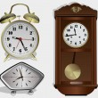 Vector de stock : Similar hours