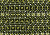 Arka plan batik Endonezya 2 — Stok Vektör